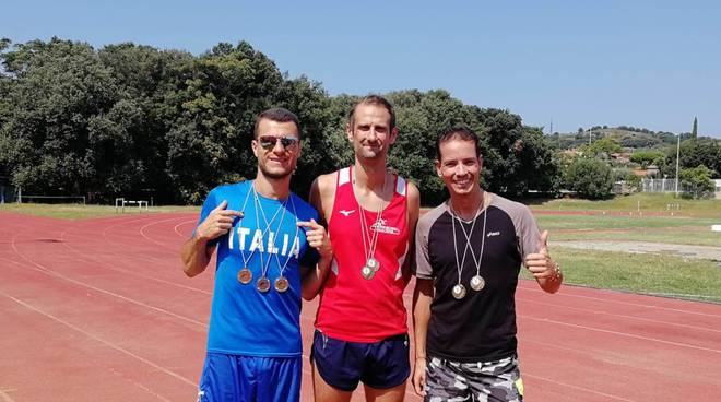 atletica master