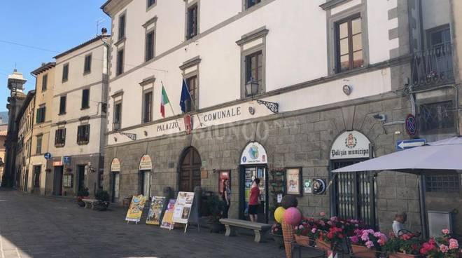 Castel del Piano Municipio