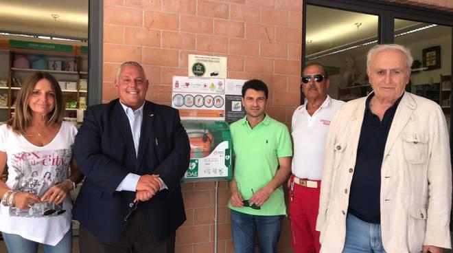 Defibrillatore Principina 2019