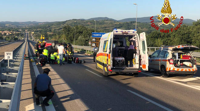 Incidente Paganico Nord