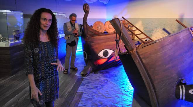 mostra Alalia - museo vetulonia - simona rafanelli