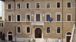 municipio Pitigliano palazzo comunale