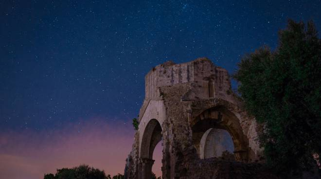 San Burzio (notte - Andrea Pieri)