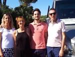 Silvia Travison,  Francesca Travison, Cesare Spinelli,  Simone Spaccasassi