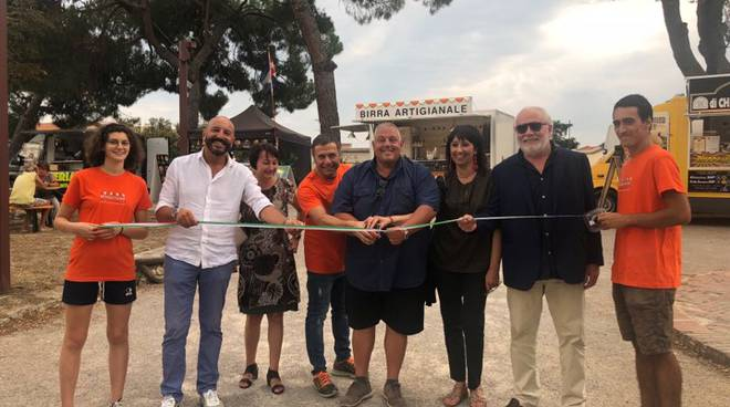 Street food 2019 inaugurazione