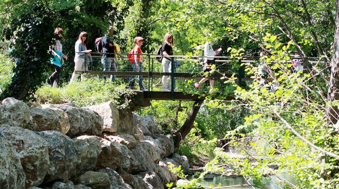 escursione ponte tenuta paganico