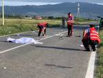 Incidente mortale Montemassi 2019