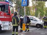 incidente via adda - via lago di varano