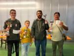 Mattoallaprossima - Russo, Russo, Boe, Bartoletti a torneo Prato 2019