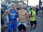 Palermo e Rispoli Sbr3 Triathlon