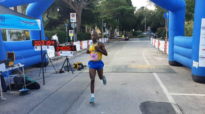 Parco della Maremma Run Race 2019 - Nshimirimana