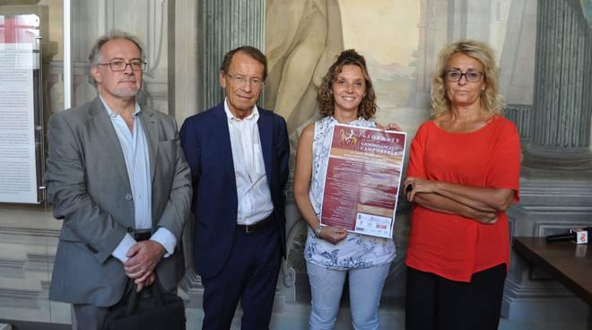 """presentazione """"Giornate di Camporeale"""" 2019"""