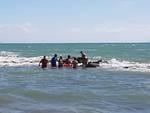 salvataggio in mare