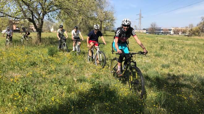 scuola mountain bike uisp