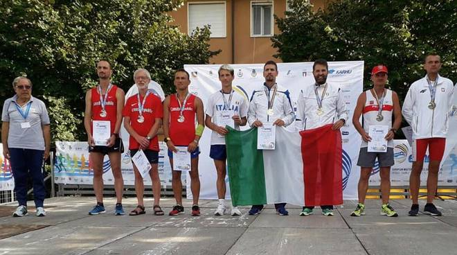 Track and Field titolo europeo marcia 2019