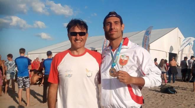 Claudio Facchielli Gs Boni - Campione europeo sprint 2019