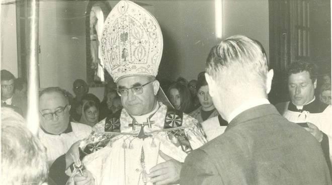 consacrazione chiesa grilli 1969