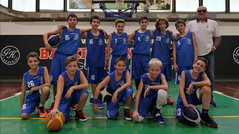 Follonica Basket 2019 - Under 13