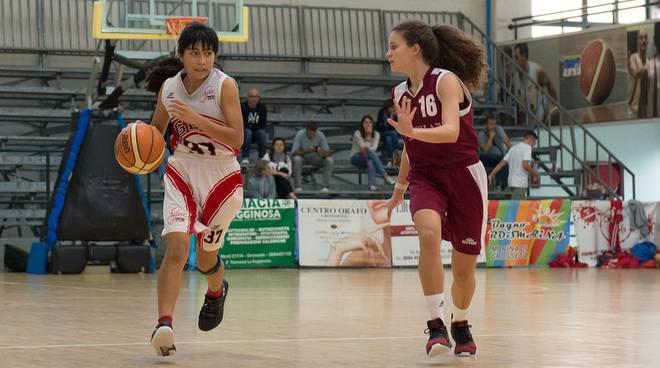 Gea Under 14 - Giulia Faragli