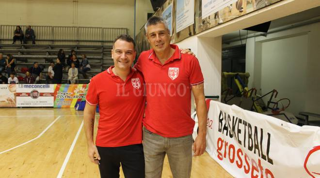 Pablo Crudeli Gea Basketball