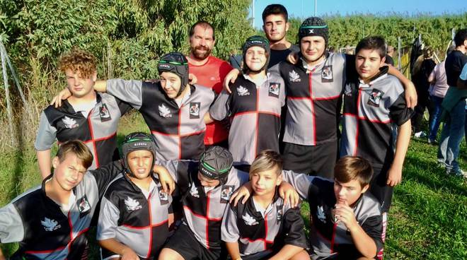 Grosseto Rugby Under 14 giovanili