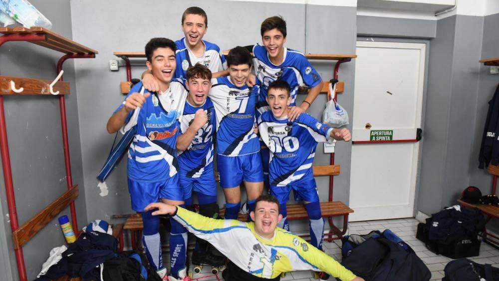 Hc Hockey Castiglione Under 17