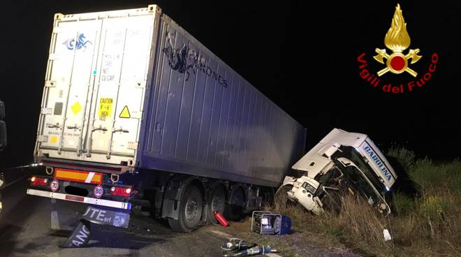 incidente banditella 10 ottobre 2019