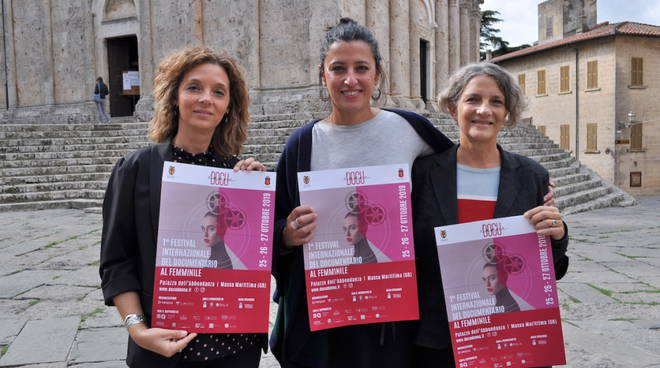 Irene Marconi Cristina Berlini e Silvia Lelli Docufilm docudonna