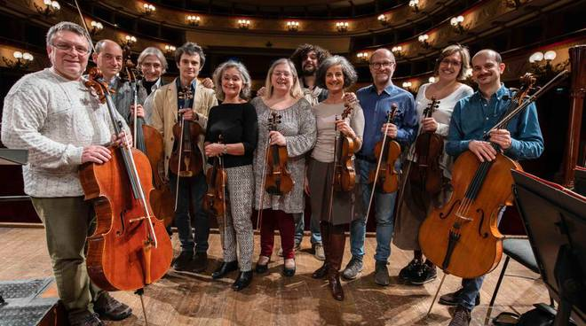 Orchestra Regionale Toscana 2019