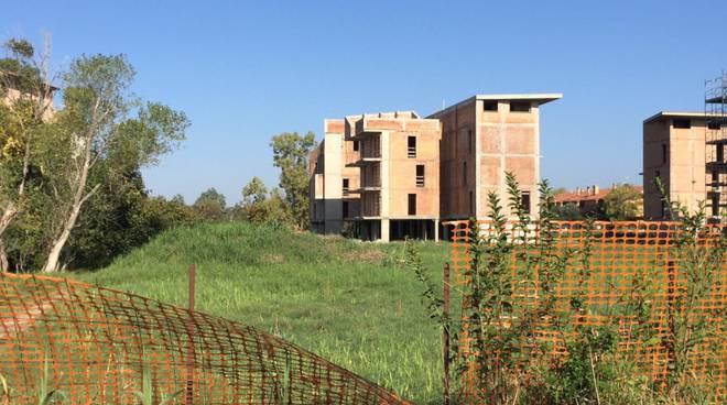 palazzi abbandonati Barbanella