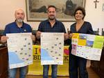 presentazione mappa itinerari ciclabili 2019