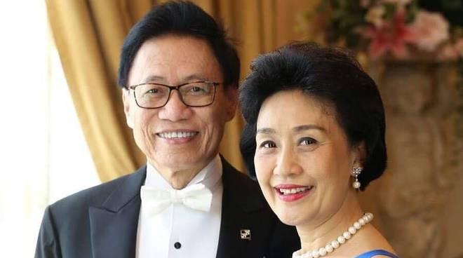principessa thailandia Pawogduen Yontararak