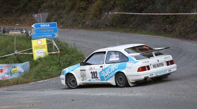 Rally repertorio