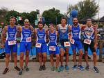Sbr3 al triathlon sprint a Tirrenia