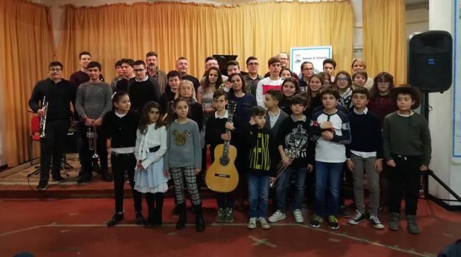 """Scuola comunale di musica """"Bonello Bonarelli"""""""
