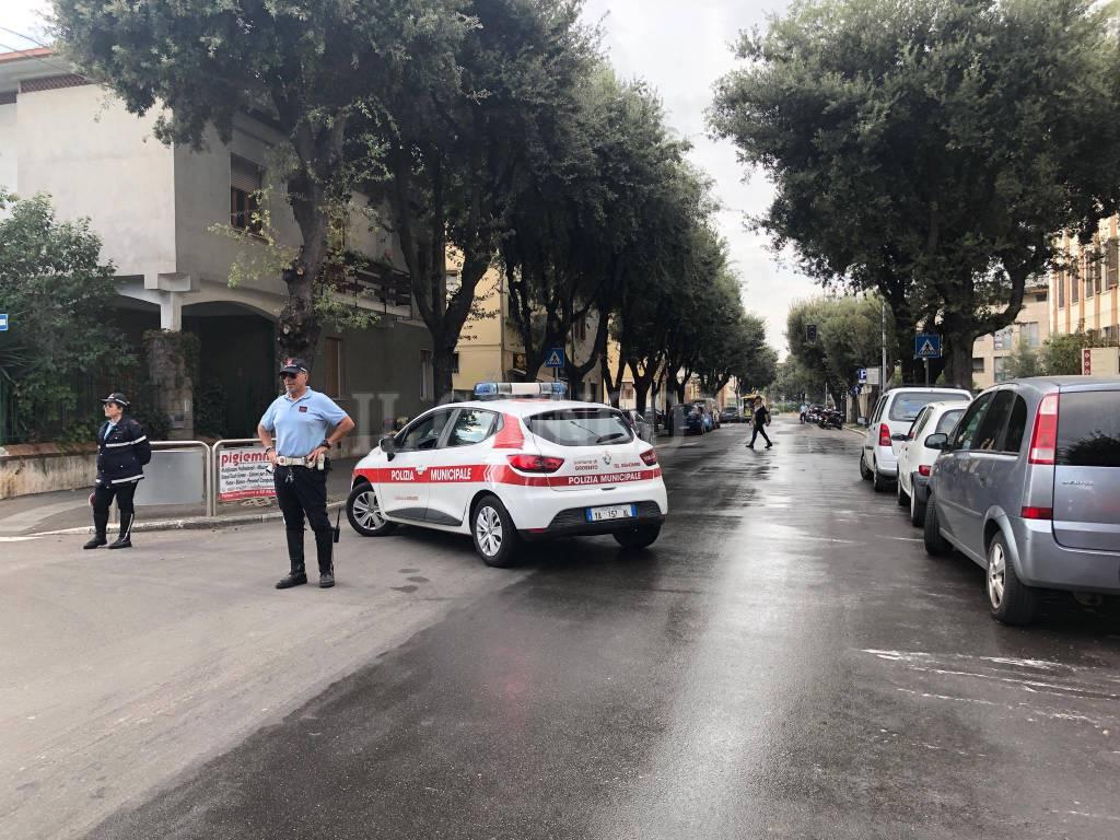 Sversamento in strade 2019