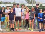 Tennis Uisp squadra giovani
