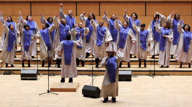 The best traditional Gospel Choir