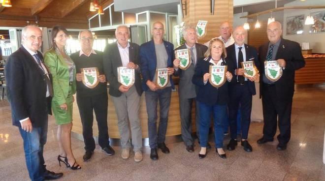 Veterani Sportivi premio a Irene Mariotti