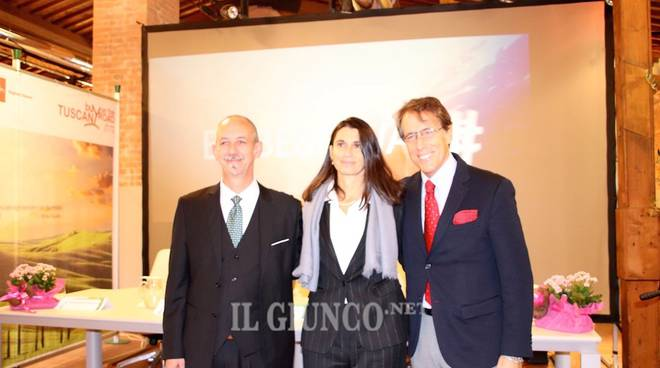 Roberto Renai Michaela Castelli Piero Ferrari