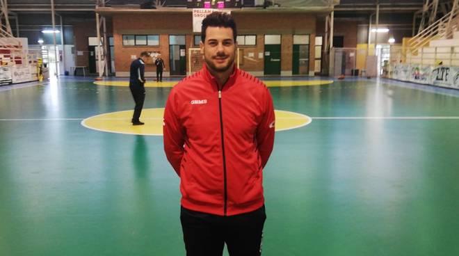 Atlante Grosseto 2019 - Alessandro Izzo mister