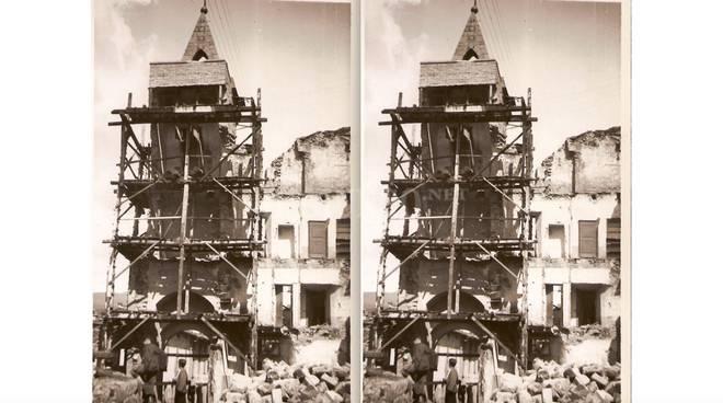 bombardamento Arcidosso