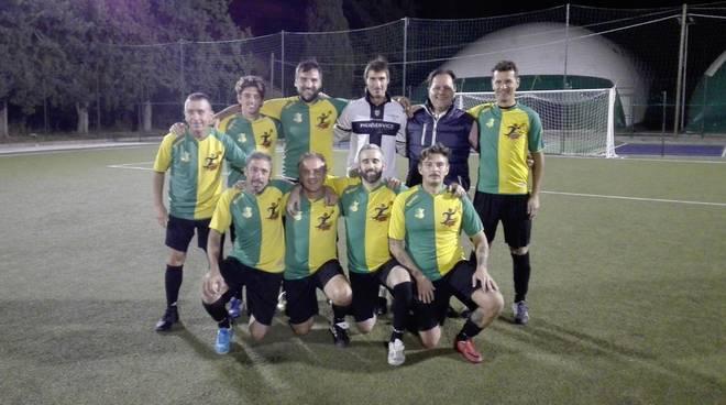 Calcio a 7 Ristorante Il Veliero
