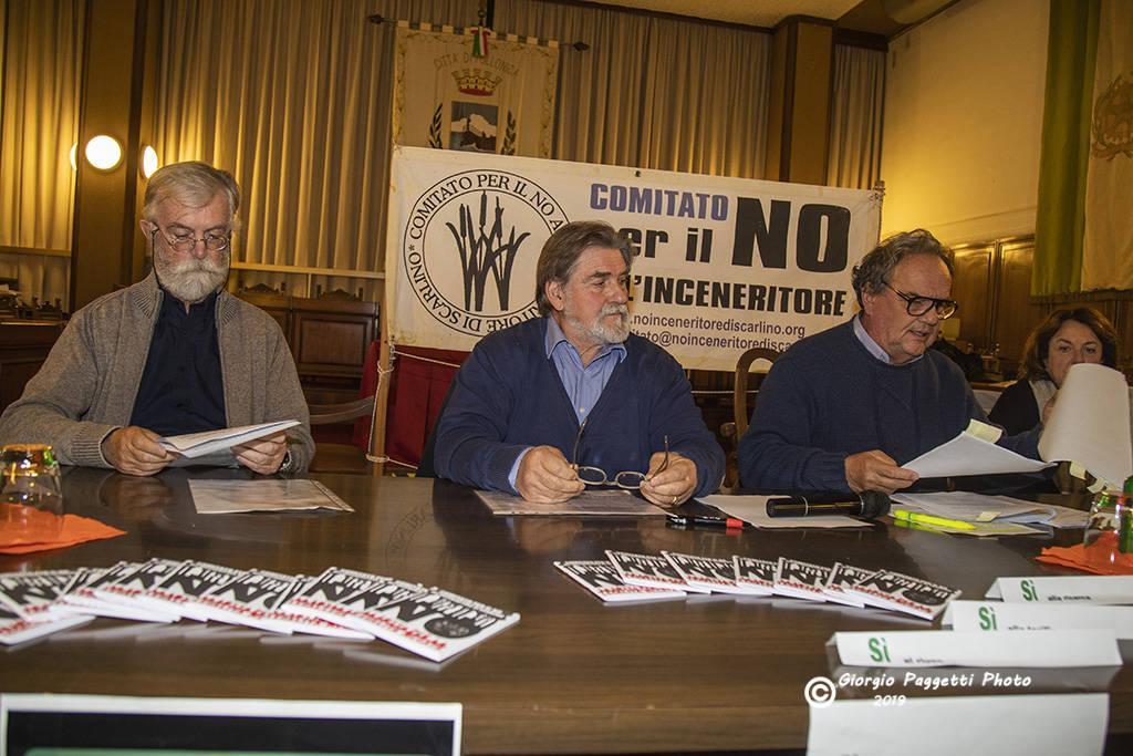 Comitato del No Pubblicazione 2019