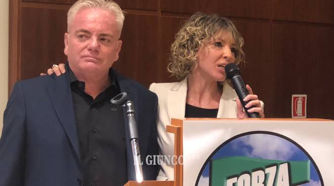Congresso provinciale Forza Italia 2019