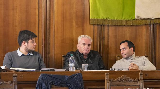 Consiglio comunale Foll Opposizione Baietti marrini pizzichi