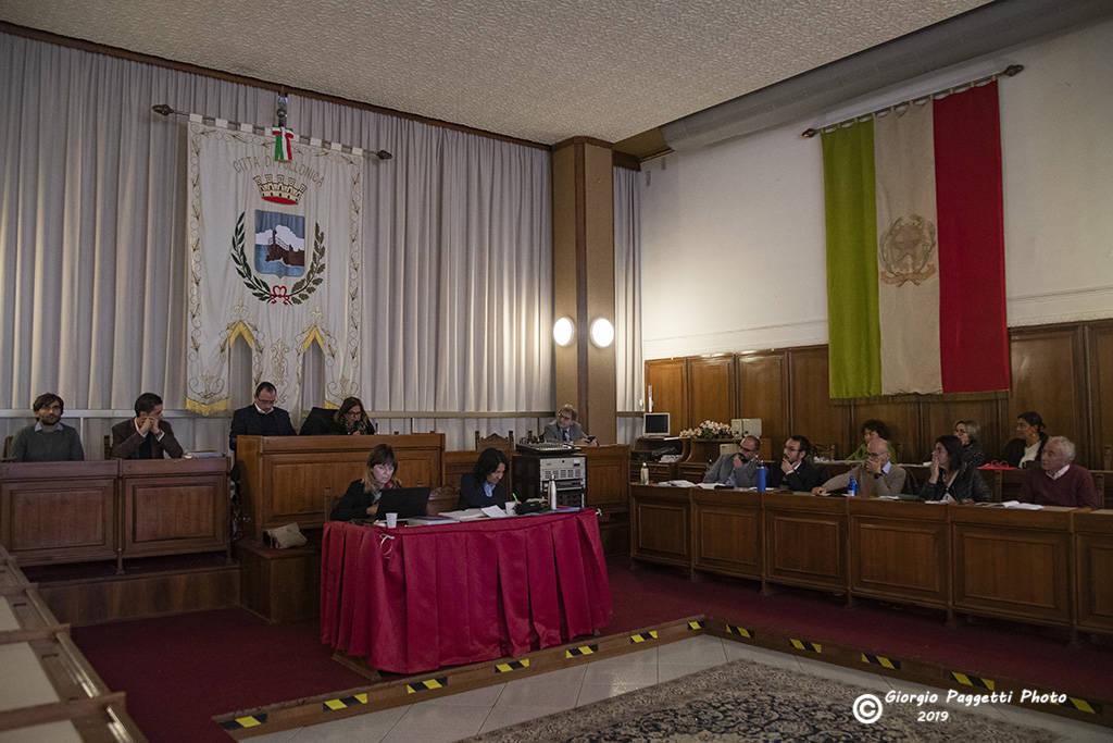 Consiglio comunale Foll