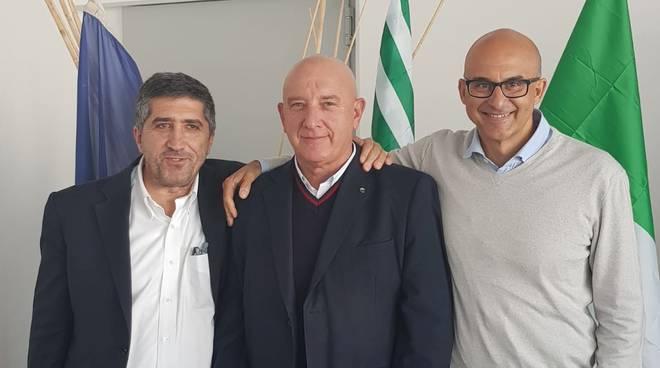 Consiglio generale Cisl - Milani, Ganga e Cerza