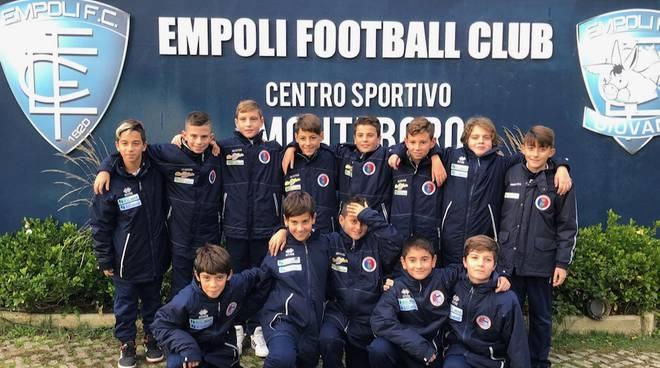 Foll Gav Esordienti 2008 a Empoli