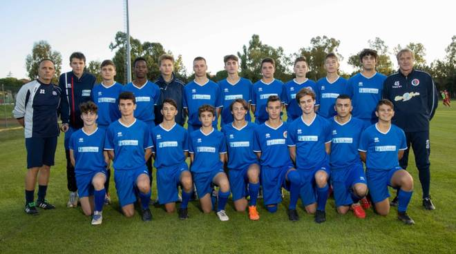 Follonica Gavorrano - Allievi 2003
